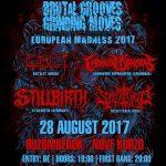 Do Ružomberka sa v lete vráti svetová death metalová kultúra