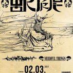 Nekompromisný grindcore od podlahy: Singapurčania WORMROT prídu rozdrviť Prahu
