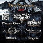 Pekelné kladivo sa vracia: Hell Hammer Festival v troch českých mestách