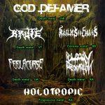 Na Banskú Bystricu sa valí slovenská death metalová vlna: Spawn Death Fest s kapelami ako GOD DEFAMER či BRUTE