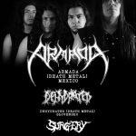 Banskobystrický Tartaros privíta mexických death metalistov ARMADA