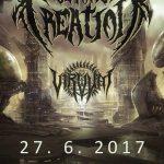 Prudké zmeny tempa, zložité štruktúry skladieb: V Košiciach bude prehliadka progresívneho death metalu