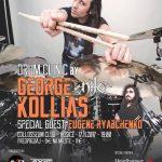 George Kollias z legendárnych NILE sa znova predstaví na Slovenku sólovo
