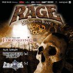 Exkluzívna súťaž: Hrajte o stretnutie s kapelami RAGE a FIREWIND v Košiciach a Bratislave