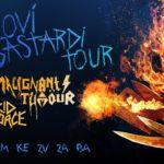 Metaloví bastardi tour: ČAD rozsekajú 7 slovenských miest!