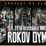 Pätnásť rokov pod maskou: DYMYTRY odohrajú v Bratislave prvý koncert