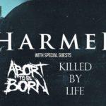 Maďarský metal prídu do Bratislavy predstaviť HARMED, sekundovať im budú dve domáce kapely