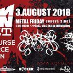 Kongen Fest 2018 otvorí metalový piatok. Tešte sa na DEPRESY, ATTACK OF RAGE a ďalších