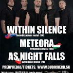 WITHIN SILENCE vystúpia na domácej pôde aj s posilami z Maďarska a Poľska