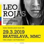 Brána do duší dávnych čias. Ekvádorská hviezda Leo Rojas po prvýkrát na Slovensku