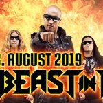 Fínska beštia BEAST IN BLACK vystúpi na festivale Rock pod Kameňom