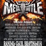 """Metalová """"bitka"""" začína. Prvé semifinále Wacken Metal Battle už o pár dní v Bratislave"""