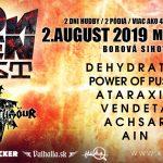 Kongenfest 2019: Metalový deň v znamení MALIGNANT TUMOUR a ďalších 6 kapiel