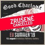 GOOD CHARLOTTE v Bratislave nevystúpia, zrušili všetky európske koncerty
