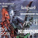 Päť kapiel a krst nového albumu: Aj taký bude Metalový dzivočák v Bratislave