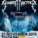 SONATA ARCTICA predstavia nový album aj na Slovensku. Zmenilo sa miesto koncertu