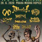 Obnovenie koncertnej sezóny festivalom v Prahe, headlinermi DEBUSTROL a ČAD