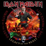 IRON MAIDEN – Nights of the Dead – Legacy of the Beast: Live in Mexico City