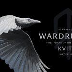 Vypustenie Bieleho havrana: Špeciálnej virtuálnej šou WARDRUNA sa môžete zúčastniť aj vy