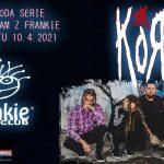 Fanúšikov skupiny KORN poteší najbližší online koncert