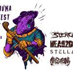 Klubovna Fajtfest Night mieri na Slovensko: Corovú veselicu roztočia STERCORE, HEAD2DOWN a ďalší